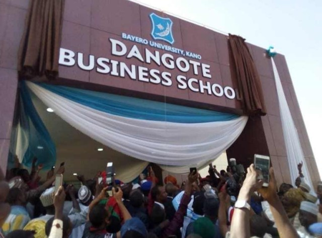 Dangote Business School
