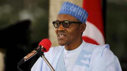 Nigerian President, Muhammadu Buhari Photo credit: Aljazeera