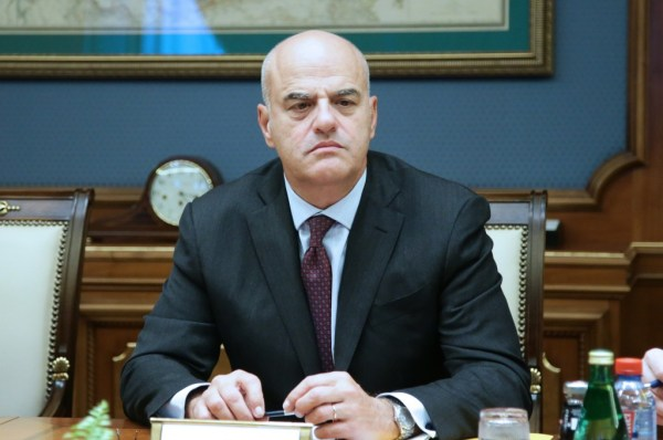 Claudio Descalzi [Photo Credit: www.gazprom.ru]